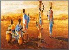 Apres Midi en Afrique, Jaques Beaumont
