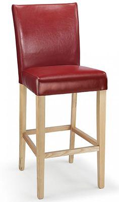 Poise walnut bar stools from sofaandhome.co.uk | Kitchen Ideas ...