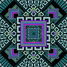 Más perfecta simetría para tus ojos.