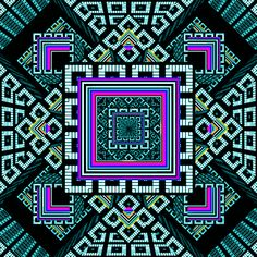 Automata Graphics: Industrial Neon Factory Automata Graphics aka Spencer Sterling is a man of many interests having studied architecture & graphic design. He is currently tackling computer science for visual media at university. He creates these hypnotic GIFs as experiments to help him master 3d software & realize his ultimate goal of cutting visuals live the way DJs mix beats. I started doodling in highschool & got obsessed with extremely intricate black & white patterns. ...