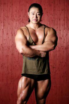 Seo Moon Seok (서문석, Korean Bodybuilder)