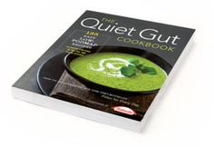 FREE Copy of The Quiet Gut Cookbook - http://freebiefresh.com/free-copy-of-the-quiet-gut-cookbook/
