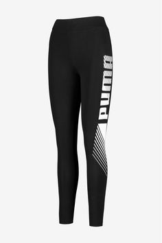 Buy Puma® Essential Graphic Leggings from the Next UK online shop Lazy Day Outfits, Sporty Outfits, Stylish Outfits, Girl Outfits, Sports Leggings, Nasa Clothes, Puma Outfit, Gym Clothes Women, Shopping