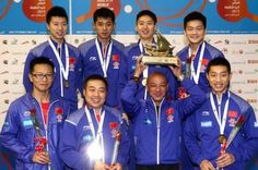 Chinese Team Visits Hong Kong & Macao. Read more @ http://www.allymon.com