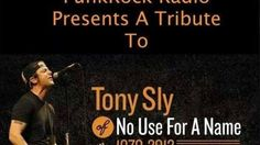 Dan Barkley speaks about the Tony Sly tribute show airing this week on Punk Rock Radio.  Interview: Dan Barkley on Australian Tony Sly Tribute  http://po.st/Gd83Tz