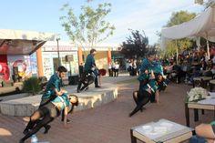 university dance show festival