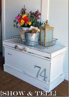 West Furniture Revival: REVIVAL MONDAY FEATURES #22
