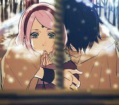 Sakura / Sasuke