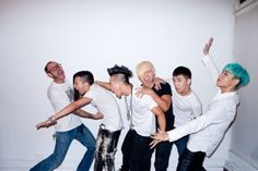 Big Bang & Terry Richardson