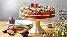 Ciasto drożdżowe z figami i żurawiną - poznaj najlepszy przepis. ⭐ Sprawdź składniki i instrukcje na KuchniaLidla.pl!