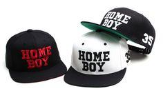 ceadf750f7e Home Boy Snapback Men Women Bboy Hats Adjustable Korean Fashion Style Cap S-081