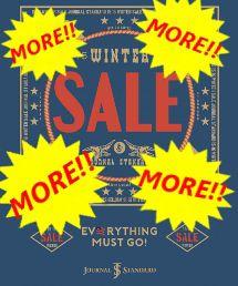 JOURNAL STANDARD(ジャーナルスタンダード)のショップニュース「【MORE SALE】今週もSALEアイテムがさらにお買い得に!」