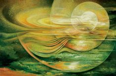 "KINDRED SPIRIT  Oil on Canvas - 48"" x 72"""