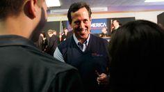 28 #prezpix #prezpixrs election 2012 candidate: Rick Santorum publication: abc news photographer: Joe Raedle/Getty Images publication date: 3/6/12