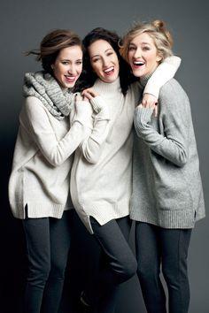 Gardiner Sisters Official Blog- GAP Photo Shoot