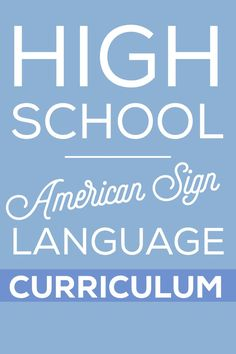 American Sign Language Lessons - Adaptable for 4th grade to High School. Level 1 & 2 (fulfills foreign language requirements) Interactive activities, vocabulary practice videos.