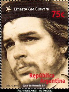 Che, the Argentine-revolutionary, is indeed a symbol to Argentina. He may represent many things: freedom, revolutionist, or as a rebellious figure. - Michael Serrano