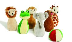Dear Zoo Soft Skittles Set