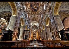 *San Luigi dei Francesi* - San Luigi dei Francesi  Rome -- Italy