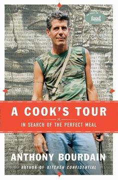 Dodging minefields in Cambodia, diving into the icy waters outside a Russian bath, Chef Bourdain travels the world over in search of the ultimate meal. The only thing Anthony Bourdain loves as much as cooking is traveling, and A Cook's Tour is the shotgun marriage of his two greatest passions. Inspired by the question, 'What would be the perfect meal?', Anthony sets out on a quest for his culinary holy grail. Our adventurous chef starts out in Japan, where he eats traditional Fugu, a…