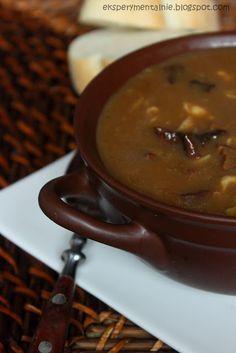 Zupa Grzybowa Z Suszonych Grzybow Najlepsza Zupa Culinary Recipes Food Cooking