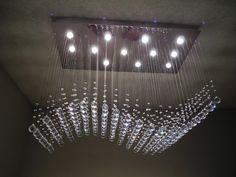 wholesale glass bubble chandelier , modern 20head bulb chandelier ...