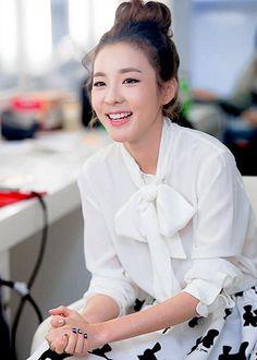 Sandara Park Cheon Dung's sister