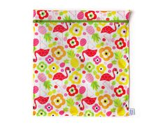 Reusable Bags, My Eyes, Flamingo, Pineapple, Lunch, Etsy, Green, Large Bags, Handmade Gifts