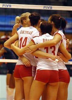 Sexy, Volleyball shorts and Volleyball players on Pinterest