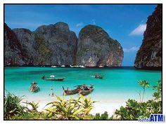 Koh Phi Phi, Thailand... Dec 2013