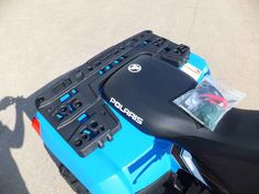 New 2017 Polaris Sportsman® 110 EFI ATVs For Sale in Texas. VELOCITY BLUE For riders 10 years old and older with adult supervision Parent-adjustable speed limiter Electronic Fuel Injected (EFI) 112 cc Engine