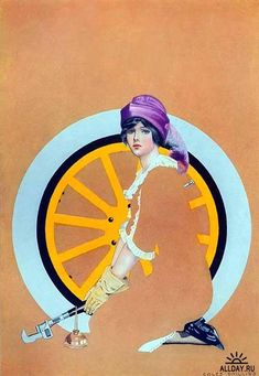 Clarence Coles Phillips by misty