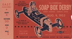 soap box derby posters - Google Search
