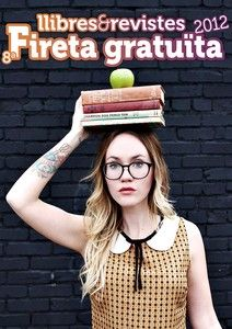 Fireta gratuïta de llibres i revistes / Free exchange of books and Magazines #Palma #Mallorca Oct 23!