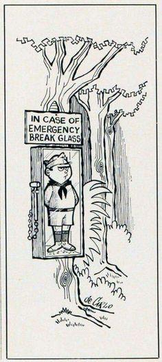 1960's Cub Scout Cartoons that still ring true