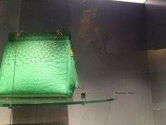 MUSEUM OF BAGS AND PURSES, AMSTERDAM  1920 – 2015 animal leather -  Ostrich