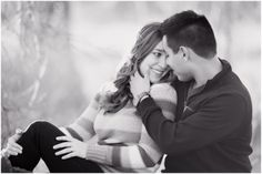 Plum Pretty Photography | Boulder Engagement Photography | Chautauqua Engagement Photos | Mountain Engagement Photos | Black & White