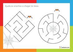 Labirintos das Aranhas
