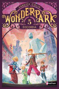 Wonderpark tome Discordia de Fabrice COLIN - Au fil des pages Derp, Comic Books, Cards, Character, Marcel, Unique, Budget, Books Online, Reading Lists