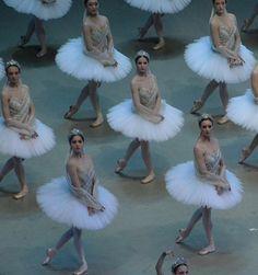 Paris Opera ballet corps de ballet  La Bayadere  photo: la petite photographe