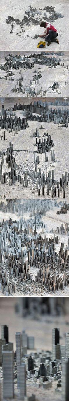 STAPLES - Peter Root - Ephemicropolis (2010)