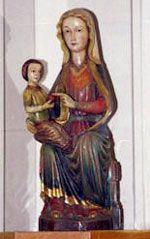 Nuestra Señora de Mariazell / 13 de Septiembre / Año: 1363 / Lugar: Zell, Austria / Aparición de la Virgen a Luis I el Grande, Rey de Hungría.