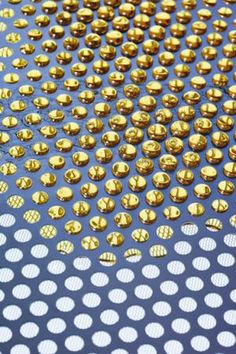 Perforated metal with liquid gold by Lightning and Kingleyface Textile Patterns, Color Patterns, Print Patterns, Perforated Metal, Spirit Science, Victoria, Fabric Textures, Surface Pattern, Color Photography