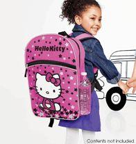 AVON - Hello Kitty Backpack is here in time for Back to School. #HelloKitty #BackToSchool http://mbertsch.avonrepresentative.com/ #AvonHelloKitty