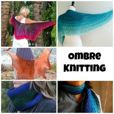 Get Inspired: 6 Ombré Knitting Patterns You'll Love