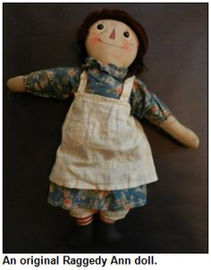 The son, who grew up in Indianapolis, created the Raggedy Ann doll and books. Description from hoosierhistorylive.info. I searched for this on bing.com/images
