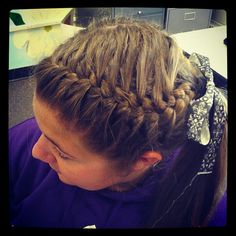 Softball braid (: