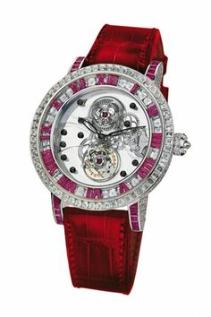 Romvlvs Billionaire Tourbillon watch-Corum. To view more, visit: http://www.vogue.in/content/watch-report-2012-red-alert