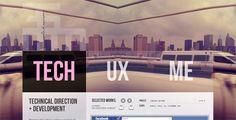 20 Beautiful CSS3 Website Designs | DJDESIGNERLAB
