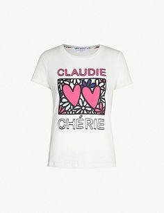 6b7e15515d96 T-shirts   Vests - Tops - Clothing - Womens - Selfridges
